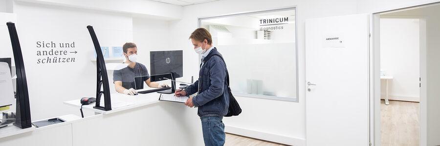 TRINICUM diagnostics