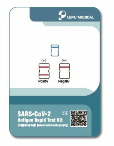 LEPU Medical Antigen Schnelltest