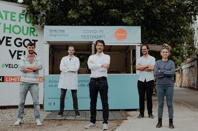 Strandbar Herrmann: Gratis Corona-Tests